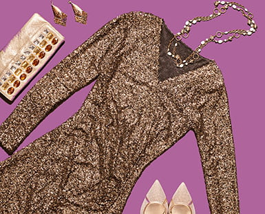 How to Accessorize with Sequins