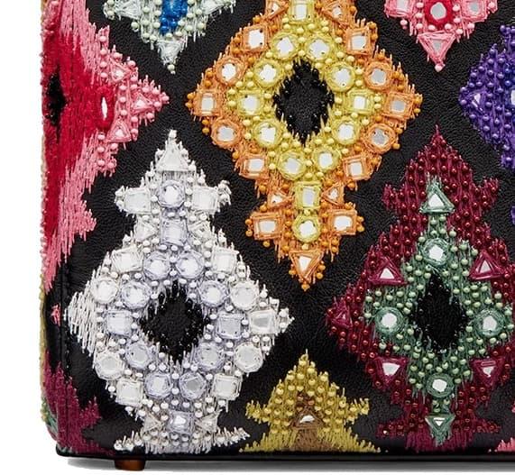 Dior Shisha Fabric Bag