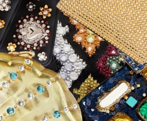 Mix of evening bags