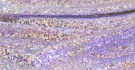 Sequin Fabric for no-sew sequin dress