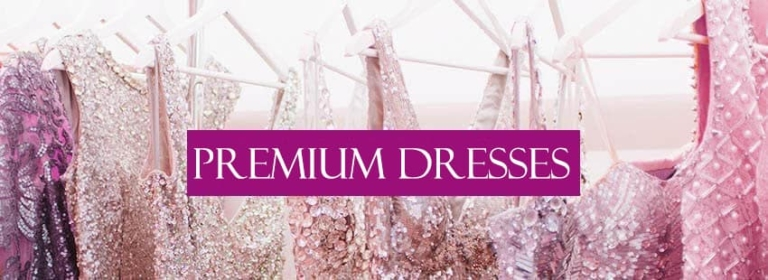Premium Sequin and Beaded Dresses for Sale Online