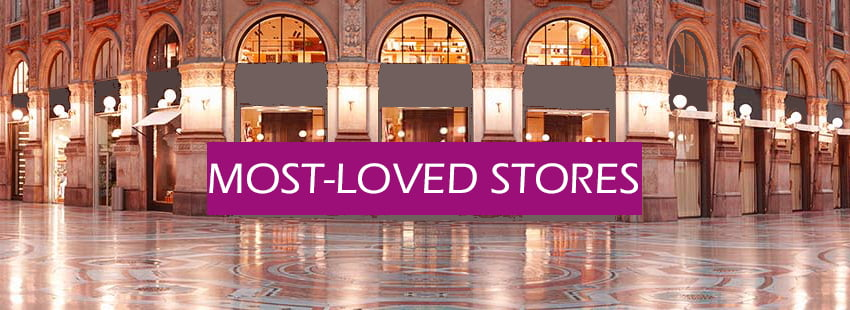 Most Loved Stores