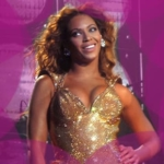 Beyonce in sequins
