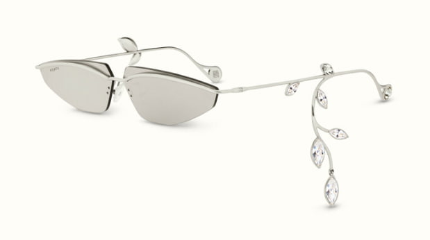 Fenty sunglasses with Swarovski crystals