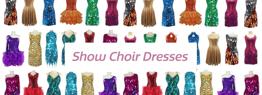 Show Choir Dresses