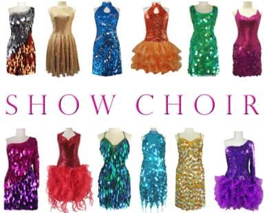 Handmade Sequin Dresses