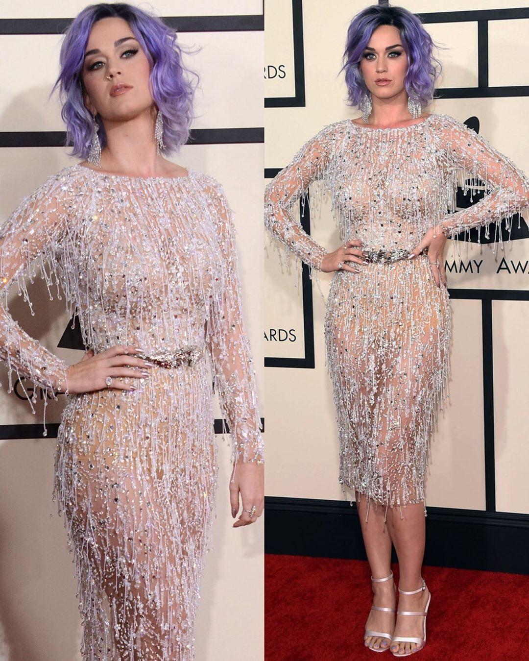 Light Purple Sequin & Beads Tassel Short Dress with Long Sleeves.