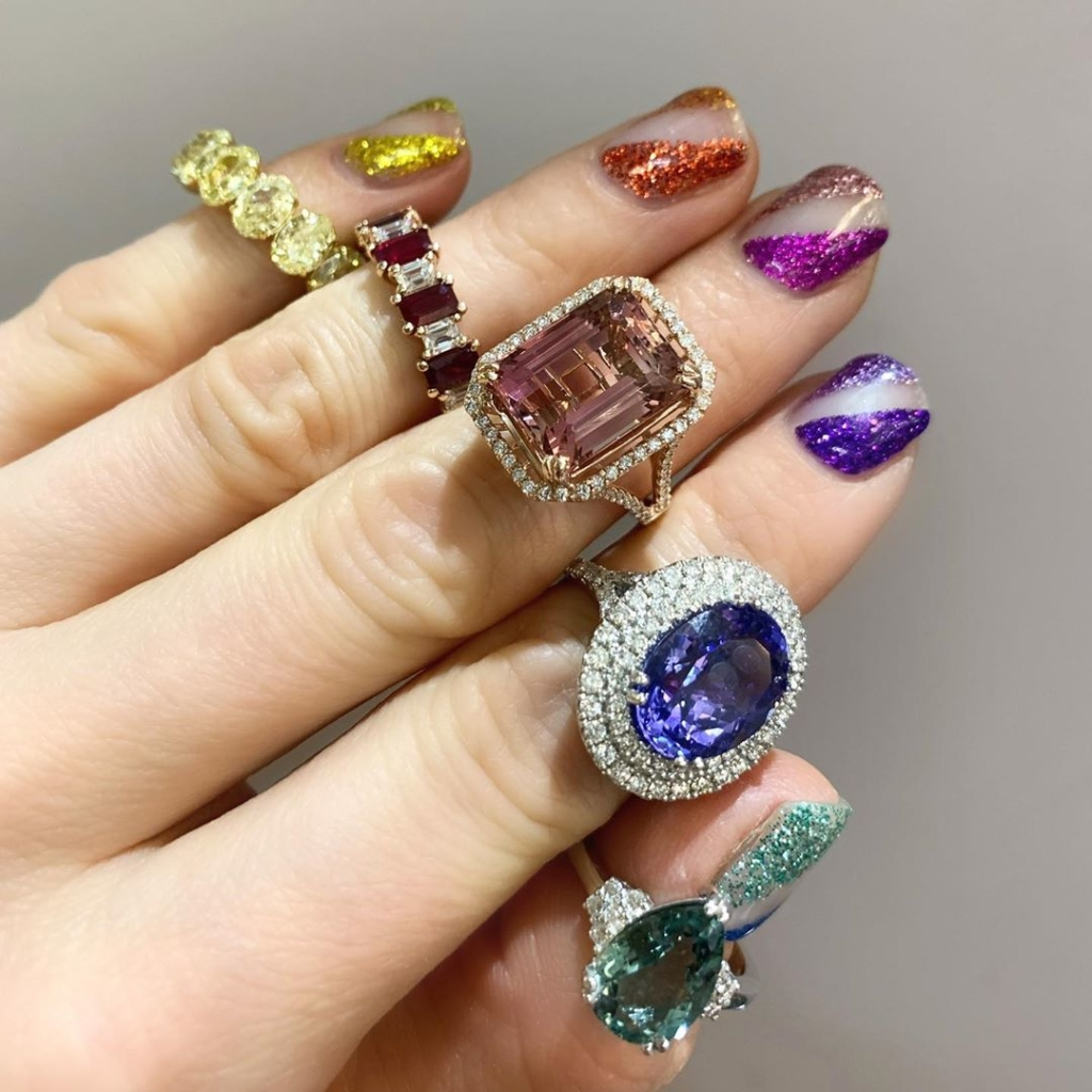 Online Haute Jewelry Rings