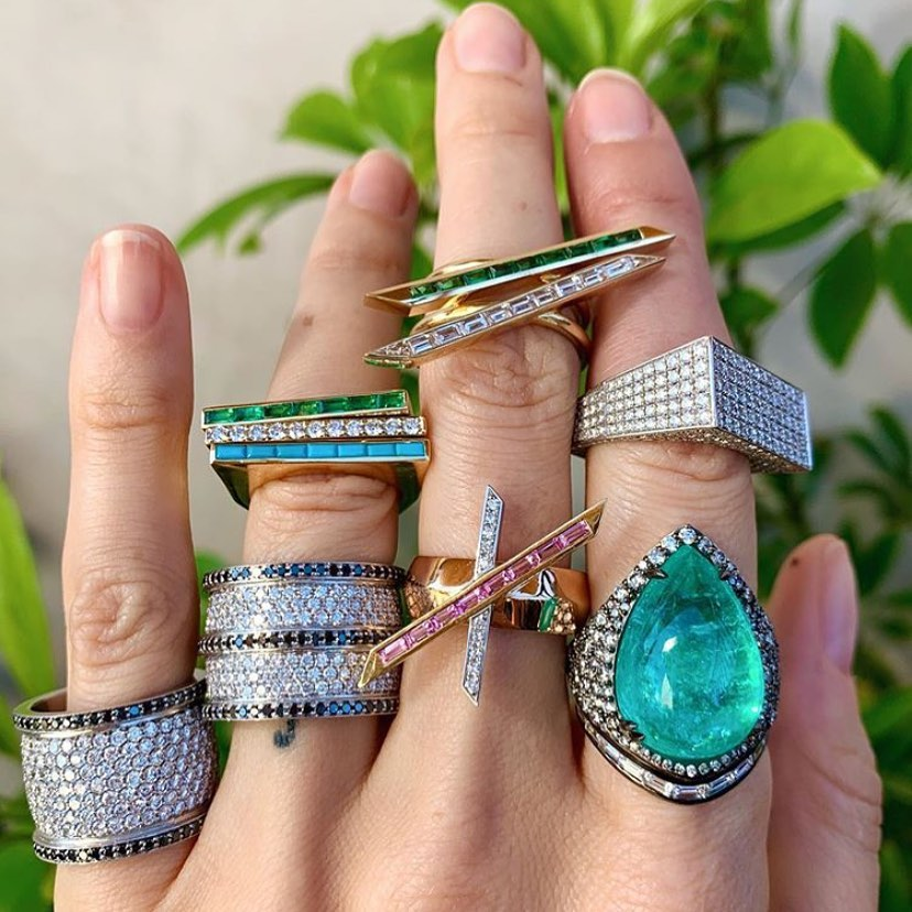 Best Jewelry Online: Assorted Diamond Ring Jewelry Online