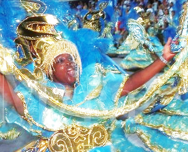 BLING CARNIVAL Costumes - 70 SEXY Eye-Popping Designs