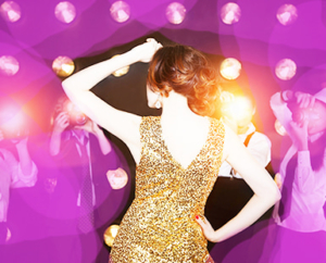 GOLD Sequin Dress Bling - 69 LUXE Designs to INSPIRE You