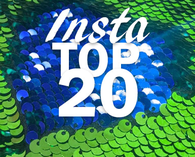Bling top 20 on Instagram