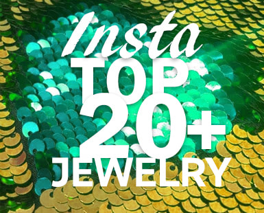 Bling Jewelry on Instagram - SEE the TOP 20 NOW!