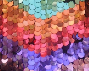 Colorful Sequin Dresses