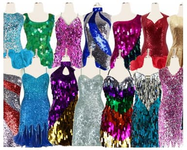 Buy Custom Show Choir dresses