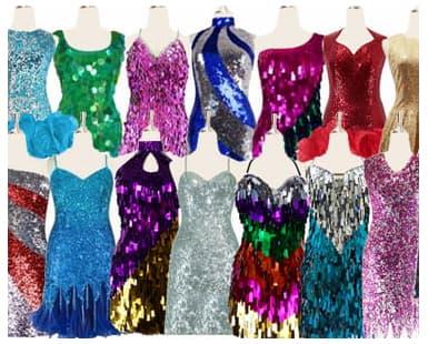 Buy Custom Show Choir dresses