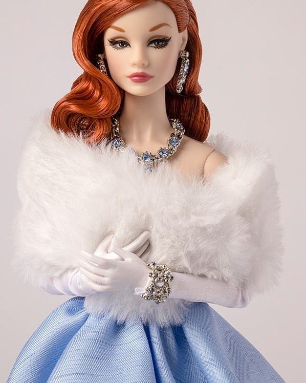 Bling Dolls Glittering Rhinestone Necklace, Braceless and Earring Set