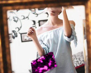 Shop Bling Bags at SequinQueen