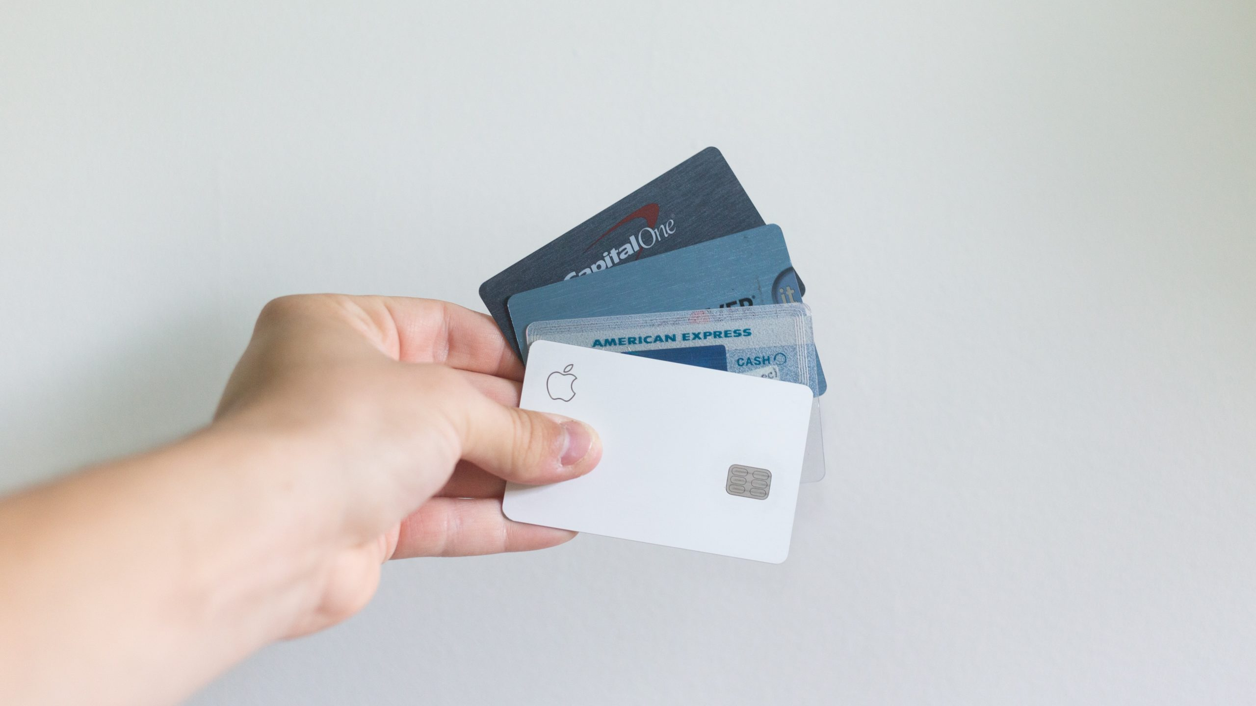 5 EASY Ways to ORGANIZE Your FINANCES Use credit cards correctly or not at all.