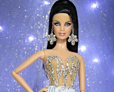 Bling DOLLS: 25 Amazing Sequin, Bead and Crystal Fashions on BARBIE Dolls and MORE