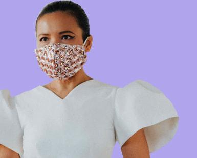 Shop Bling FACE MASKS: Make Your Mundane Mask Amazing