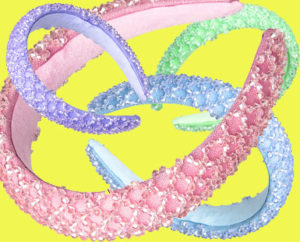 Shop bling headbands on Amazon at SequinQueen