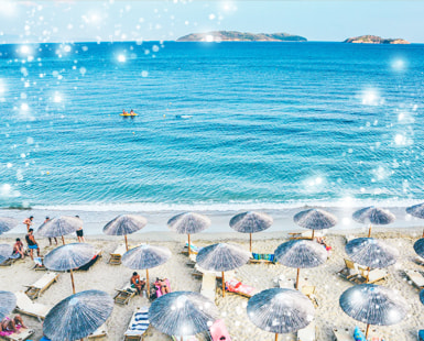 Sparkling European HOLIDAYS: Your Guide to the BEACHES and ISLANDS