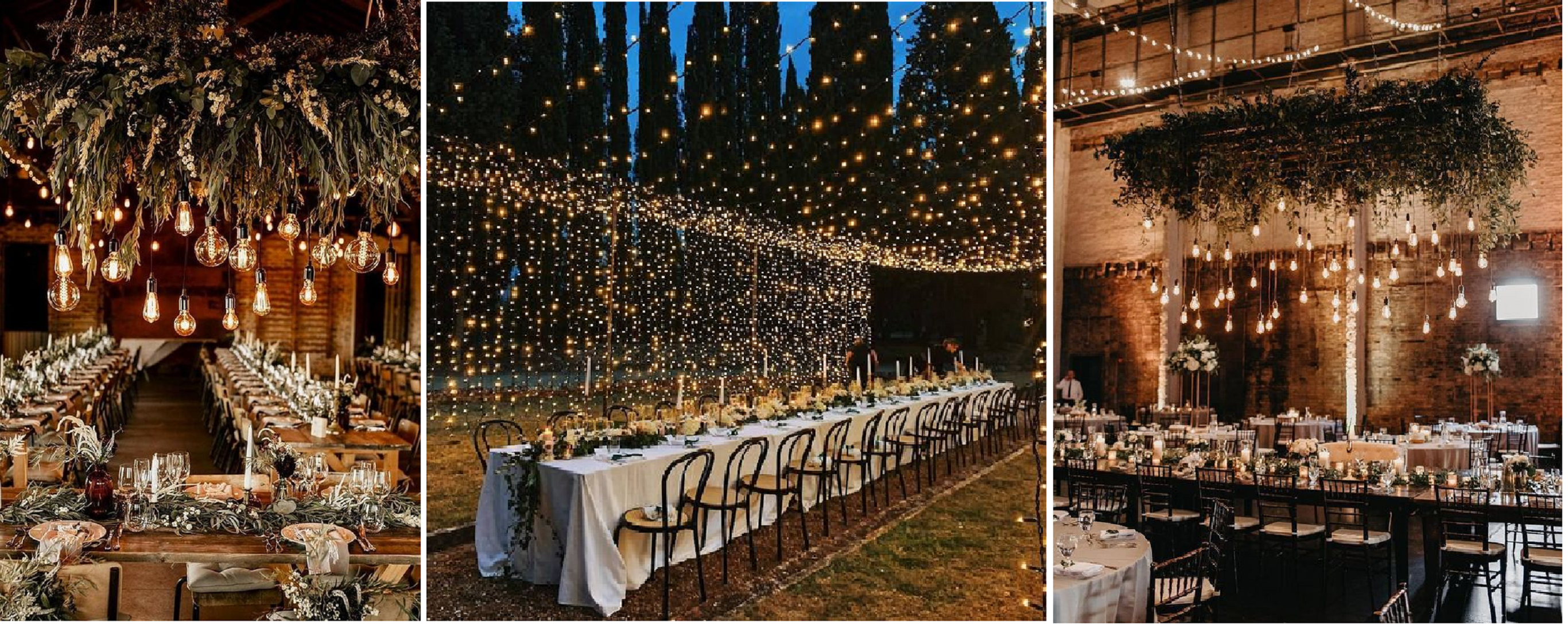 Bling wedding receptions Doesn't It Look Like A Grand Bright Outdoor Wedding?