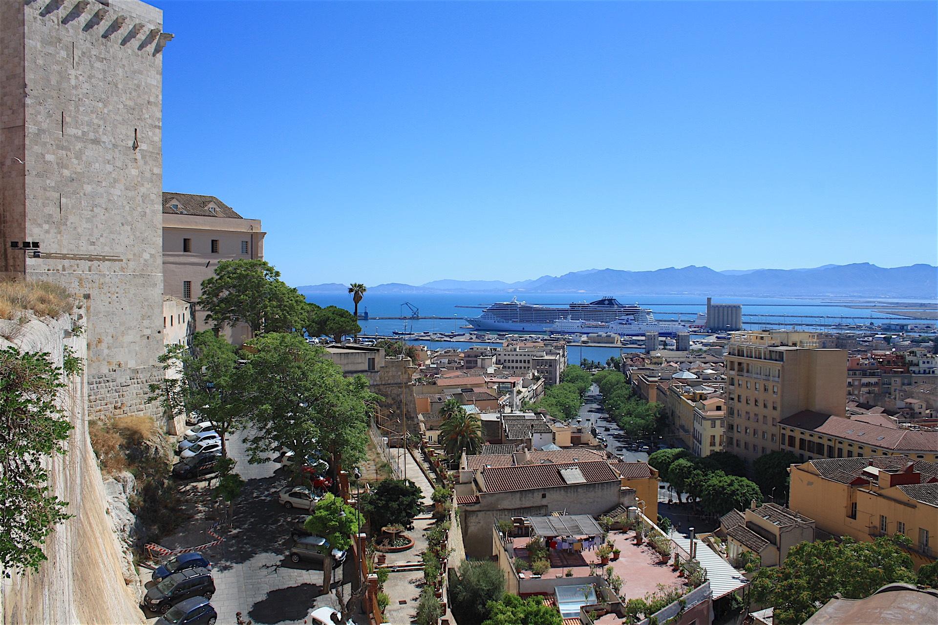 The stunning Mediterranean islands Cagliari is full of old world Italian charm
