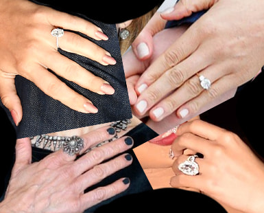 Celeb jewelry at sequinqueen