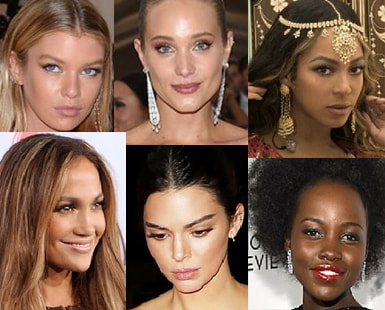 CELEBRITIES Wearing Bling: Which is Your FAVORITE Look?
