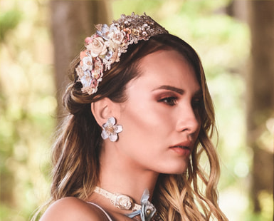 SequinQueen Bling Headband Shopping