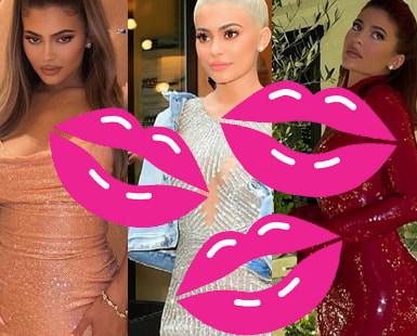KYLIE JENNER Wearing Bling: Get INSPIRED by Her SHIMMERING Looks