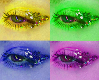 Bling MAKEUP: Shimmering Ideas to TRY OUT Right Now