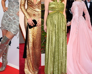 RED CARPET Bling: Celebrity Looks to INSPIRE You