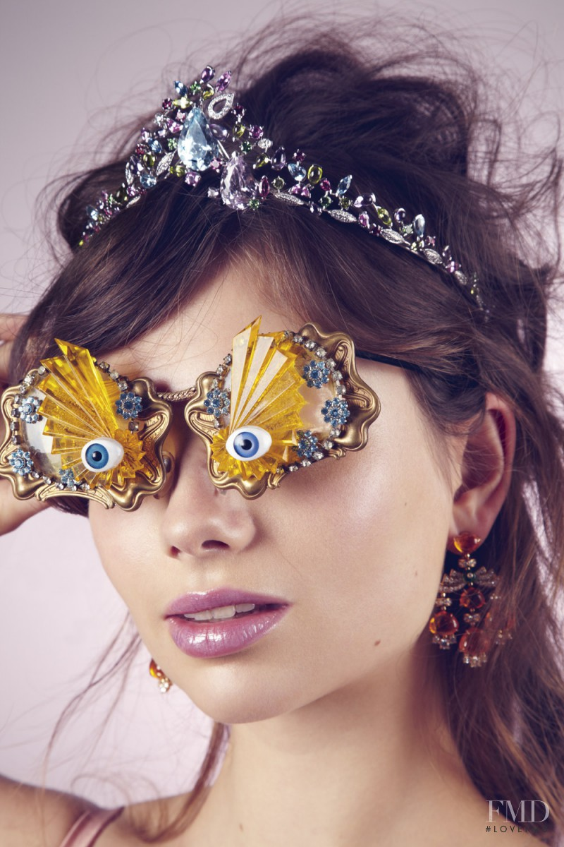 Bling sunglasses Amazing Gold Sunglasses Frame with Rhinestones and Yellow Stones