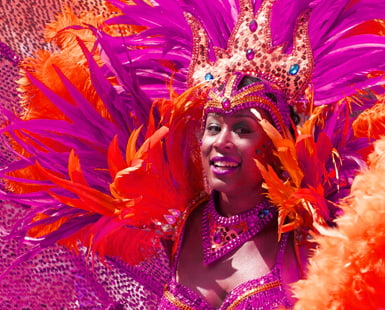 Bling CARNIVAL COSTUMES are YOUR OTT INSPIRATION