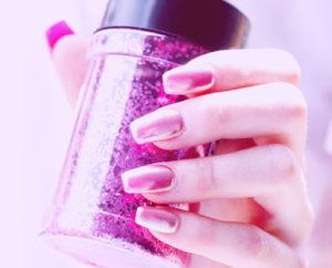SequinQueen Bling Fingernails
