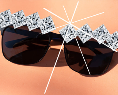 Bling SUNGLASSES are the ULTIMATE Fashion for YOUR Face