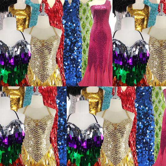 Custom Sequin Dresses at SequinQueen