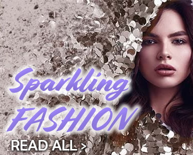 Attention to detail. Fashion-forward. Unafraid to shine. See the best of glittering nails, hair and makeup tips, glamorous wardrobe solutions and the best bling from all corners of the internet.