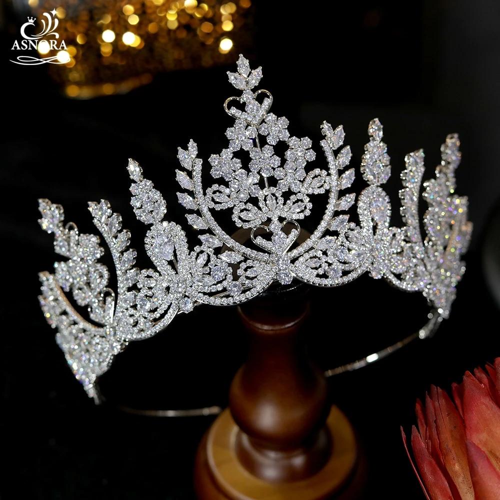 Best Tiara Bling Online: European-Style Crystal Queen Bridal Crown