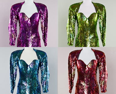 Best Sequin Dresses with Sleeves